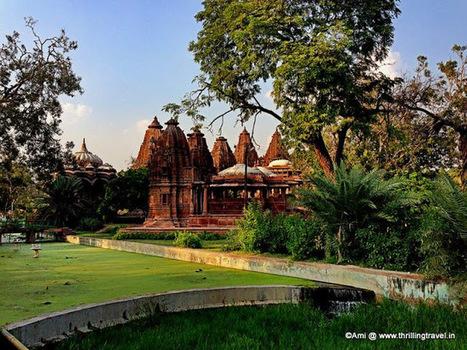 The Abandoned Mandore Gardens of Jodhpur | Thrilling Travel | Travel India | Scoop.it