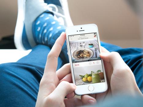 Ordering Food via App – Enjoy the Stress-Free Dining   Latest Trend   Scoop.it