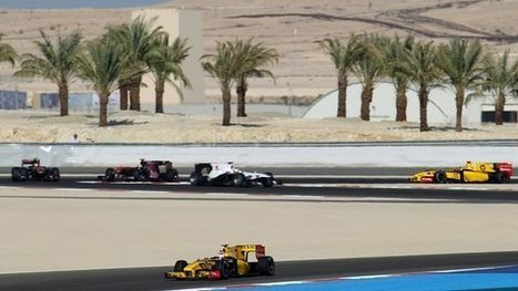 BBC - Andrew Benson: Protests raise fresh concerns over Bahrain GP | Human Rights and the Will to be free | Scoop.it