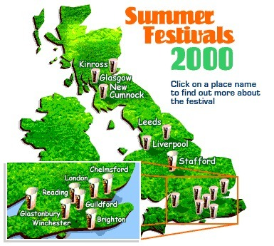 Main festivals in United Kingdom | Festivals in Spain | Scoop.it