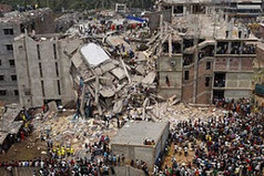 Teamster Nation: Walmart, 19 others refuse to compensate Bangladesh disaster victims   Sara's OHS Quest   Scoop.it