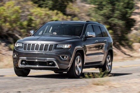 2017 Jeep Grand Cherokee Interior, New | Newest Cars 2017 | New Cars Release | Scoop.it