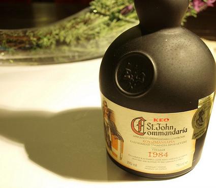 A full bodied Sweet Wine - Keo St. John Commandaria | Wine Cyprus | Scoop.it