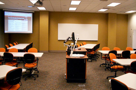 Learning Spaces | University Information Technology Services | Éducation, information, communication et numérique (IRAM Edu) | Scoop.it