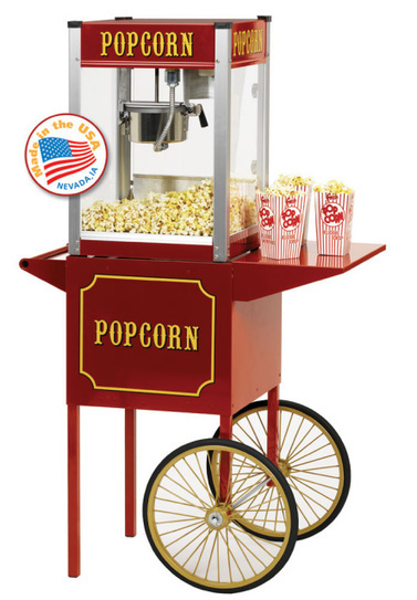 Commercial Popcorn Machines - Home Theater Popcorn Machines -Theater Popcorn Machines - Popcorn Machine Carts | standardconcession | Scoop.it