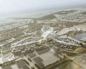 Copertura fotovoltaica per Dubai, la città scelta per l' Expo 2020   Architettura   Scoop.it