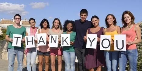 Nine Ways to Thank Loyal Customers Virtually | Stickybeak Marketing | Scoop.it