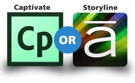 How to Choose Between Captivate and Storyline | Deep inside elearning | Scoop.it