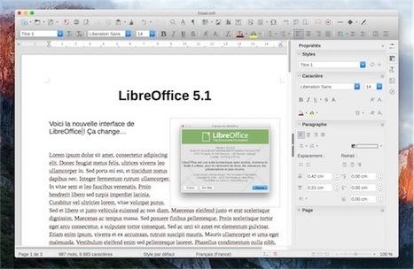 LibreOffice 5.1 ouvre les fichiers dans le nuage   assistances informatiques   Scoop.it