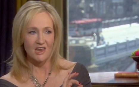 JK Rowling : méprise sur ses origines françaises - Voici | GenealoNet | Scoop.it