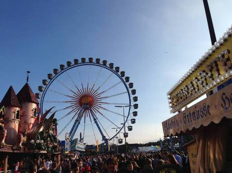 Wordless Wednesday: Live From Oktoberfest | Young Germany | Scoop.it