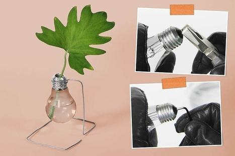 netzFund: Recycling-Deko, die glücklich macht | dieglucke | Recycling Design | Scoop.it