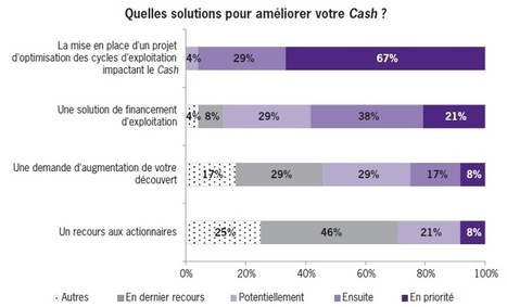 Les entreprises multiplient les projets d'optimisation du cash | BIOTOS CONSULTING - PAYMENT SYSTEMS | Scoop.it
