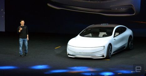 China's LeEco teases its very own autonomous electric car | Nerd Vittles Daily Dump | Scoop.it