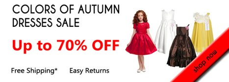 Unique Dresses for Little Girls   Girls Dresses For All Occasion   Scoop.it