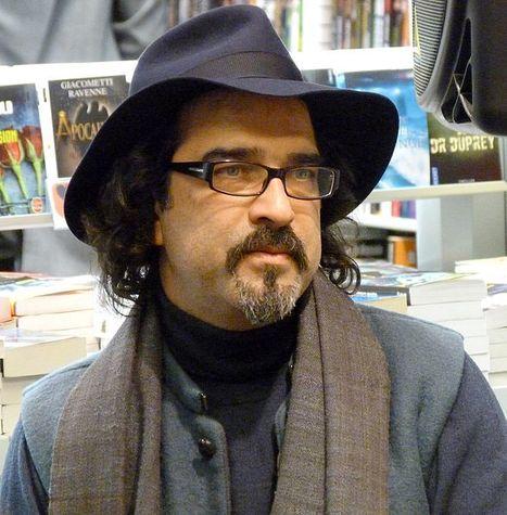 Atiq Rahimi, «La Ballade du calame : portrait intime | «Voyage intemporel | ALIA - Atelier littéraire audiovisuel | Scoop.it
