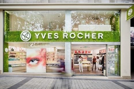 Le nouveau concept d'Yves Rocher, un laboratoire de la cosmétique végétale | Marketing du point de vente | Scoop.it
