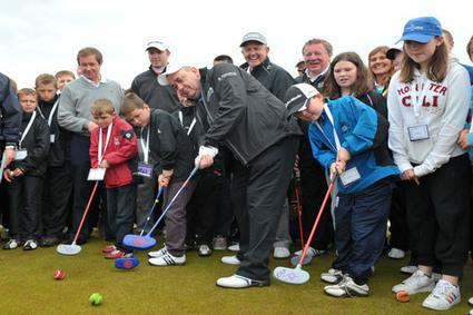 Scottish First Minister Alex Salmond unveils Jamieson, Laird and Montgomerie as ClubGolf ambassadors | Culture Scotland | Scoop.it