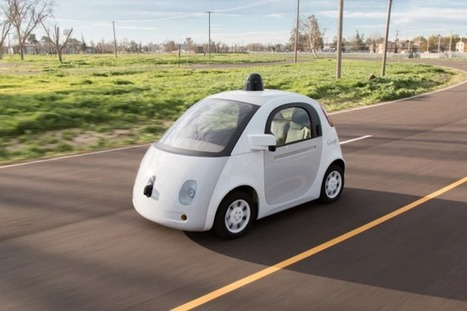 Watch Out Mountain View, More Google Self-Driving Cars Are Coming To A Street Near You | Creativity & Innovation  for success | Scoop.it