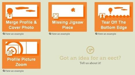 Como criar a capa perfeita para o Facebook - | Facebook | Scoop.it