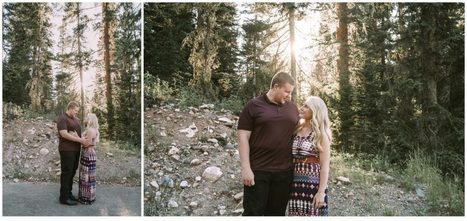 Hold On to Each-other | Newlywed Session | Hyalite Canyon, MT | GSquared Weddings | Weddings | Scoop.it