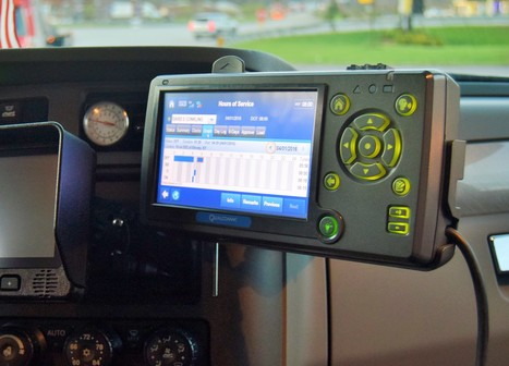 FMCSA declines to file response to motion asking Supreme Court to hear ELD lawsuit | Truckers Daily | Scoop.it