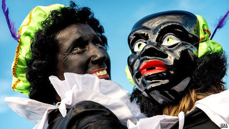 Is Zwarte Piet racism? A debate on a holiday tradition exposes racial attitudes - The Economist | Racism in the Netherlands | Scoop.it