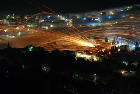 The Rocket War of Chios – A Fiery Easter Celebration   Strange days indeed...   Scoop.it