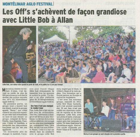 Les off's : un véritable succès ! | Montélimar Agglo Festival 2014 | Scoop.it
