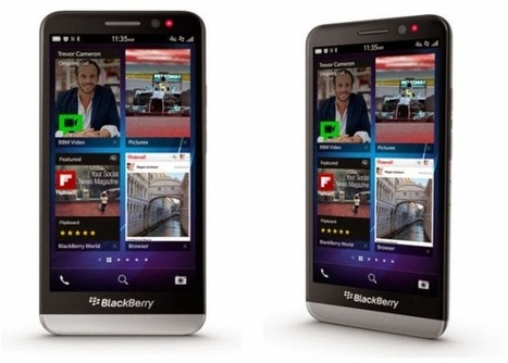 BlackBerry Z30 avis |Meilleures applications android | titandroid | Scoop.it