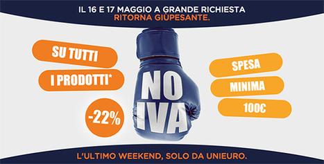 Giù pesante Unieuro ritorna il 16 e 17 Maggio | Offerte partner CodiceRisparmio.it | Scoop.it