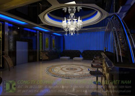 Thiết kế phòng karaoke sành điệu | xay dung ide | Scoop.it