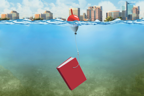Fishing for Readers: Using Social Media to Market Books | enjoy yourself | Scoop.it