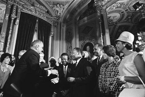 Happy Birthday LBJ | Colorful Prism Of Racism | Scoop.it