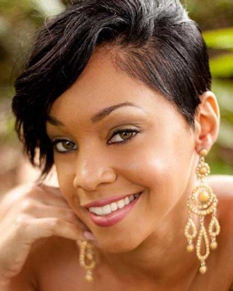 Best Short Hairstyles for Black Women 2013 | Short Haircut Styles 2014 | Women Hairstyles | Scoop.it