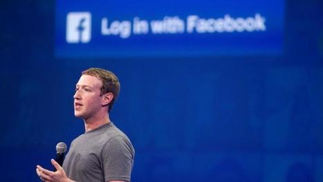 Facebook pulvérise ses records de croissance | Medias today | Scoop.it