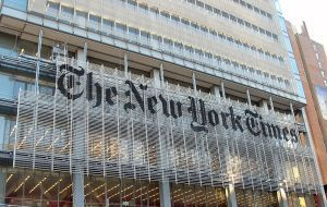 Une journaliste du New York Times encadrée pour ses tweets   MédiaZz   Scoop.it