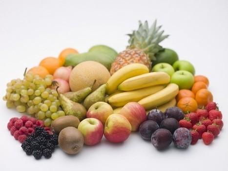 Menus santé : un repas 100% fruits - A la une, Bien Manger, Bien Vivre - Destination Santé   Santé   Scoop.it