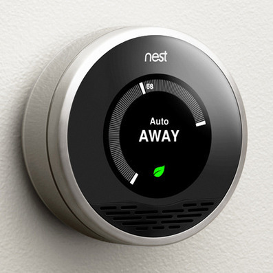 The Nest Learning Thermostat - Core77 | Good Designs | Scoop.it