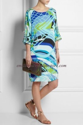 Emilio Pucci Green Lamborghini Printed Silk Short Dress [Green Lamborghini dress] - $184.99 : Emilio pucci dress sale online outlet,60% off & free shipping! | fashion things | Scoop.it