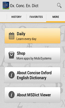 Concise Oxford English v4.3.059 | ApkLife-Android Apps Games Themes | Android Applications And Games | Scoop.it