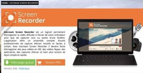 Le meilleur outil pour créer des captures de votre écran – Les Outils Tice | E-apprentissage | Scoop.it