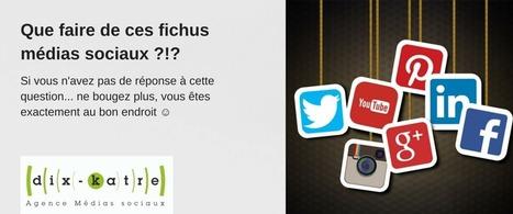 56 outils pour utiliser les médias sociaux comme un pro | ENTREPRISE DIGITALE | Scoop.it