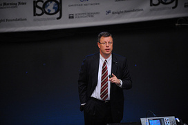 ISOJ: News industry must drop legacy model, embrace disruption to survive, says Deseret News CEO Clark Gilbert | Les médias face à leur destin | Scoop.it