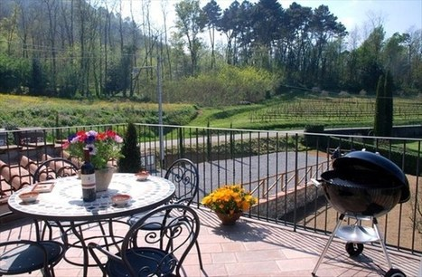 Lucca Country 2 bedroom accommodation near the sea.   Farmhouse accommodation in Lucca Tuscany   Scoop.it