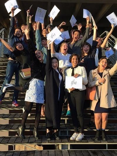 L'IFM - IFM Graduation Ceremony, class of 2014 | Formations mode et design | Scoop.it
