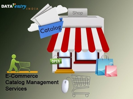 eCommerce Data Entry Solutions: Why outsource eCommerce Catalog Management Services to Specialized Vendors? | Catalog Processing & Data Entry Services | Scoop.it