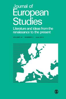 Journal of European Studies — June 2014, 44 (2) | Ecommerce Development | Scoop.it