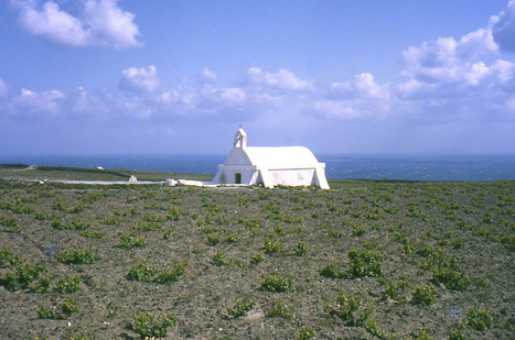Church, Santorini, Greece, 1971 | Flickr - Photo Sharing! | travelling 2 Greece | Scoop.it