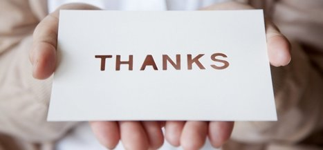 9 Powerful Ways Gratitude Can Change Your Life | Success | Scoop.it